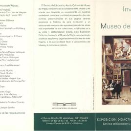 Invitación al Museo del Prado : exposición didáctica itinerante /Museo Nacional del Prado.