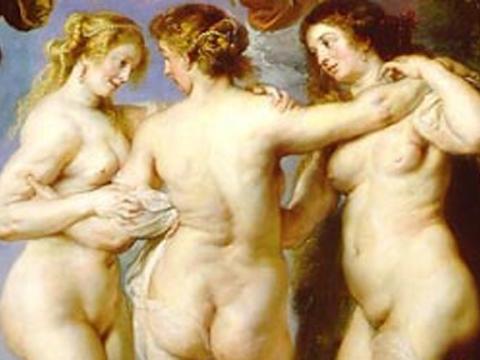 <em>Las tres Gracias</em>, Pedro Pablo Rubens, comentada por Francisco Serraller
