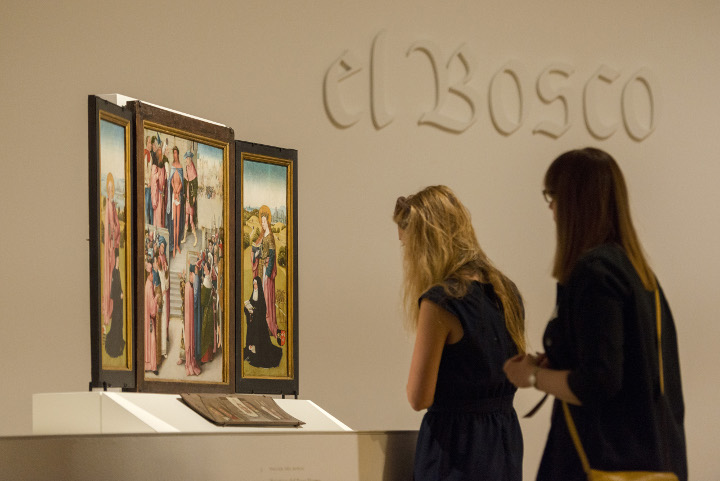 "The Museo del Prado extends ""Bosch: The 5th Centenary Exhibition"""