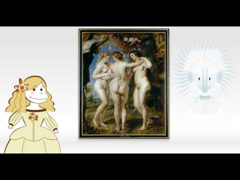 Obras comentadas: Las tres Gracias, de Rubens