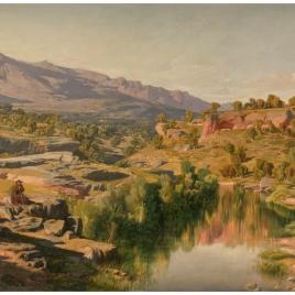 Un país, cercanías de Azañón