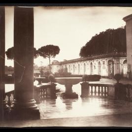 Logia de la Villa Medici, Roma