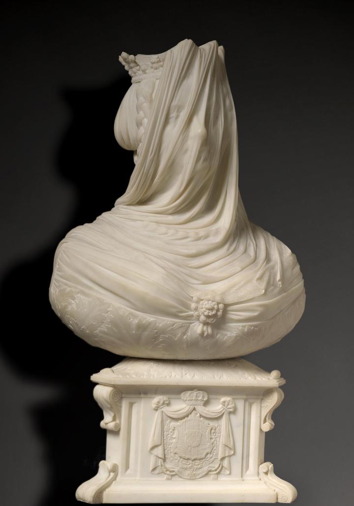 El Prado habla. Isabel II, velada, de de Camillo Torreggiani
