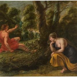 Céfalo y Procris