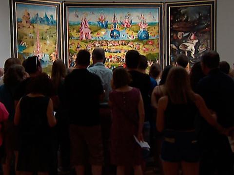 Casi 600.000 personas han visto la exposición de El Bosco en el Museo del Prado.