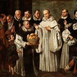 The Miracle of Saint Bernard