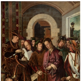 Cristo ante Pilatos