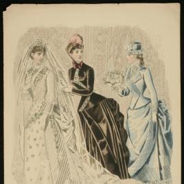 Paris fashion ad