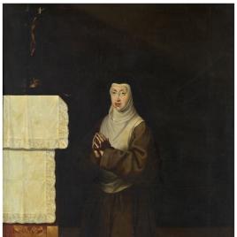 La infanta sor Margarita de la Cruz, archiduquesa de Austria