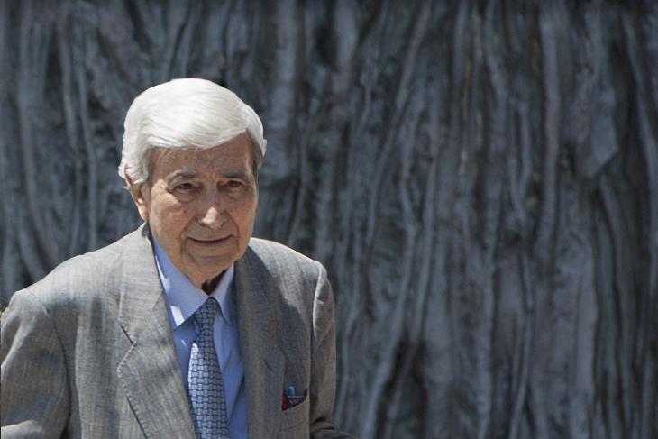 El Museo Nacional del Prado lamenta el fallecimiento de Antonio Bonet, miembro del Real Patronato del Museo Nacional del Prado hasta 2019