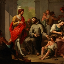 Saint Francis and the Poor