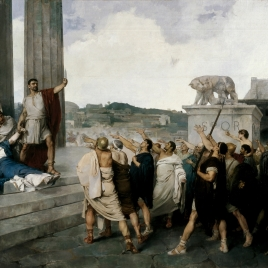 Origen de la República Romana (año 598 antes de la era cristiana)