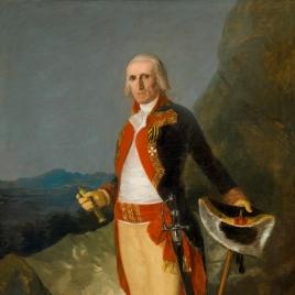 El general don José de Urrutia