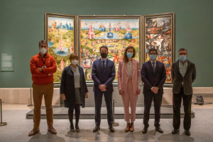 """The Garden of Earthly Delights by Bosch is """"reunited"""" with visitors at the Museo del Prado"""