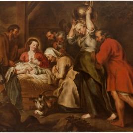 Fotos De El Pesebre De Jesus.Explora La Coleccion El Nacimiento De Jesus Museo