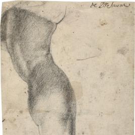 Estudio de pierna derecha