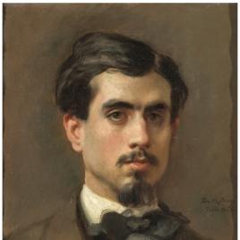 El pintor Juan Rivas y Ortiz
