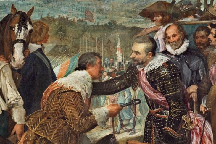 El Prado habla. Las lanzas o La rendición de Breda