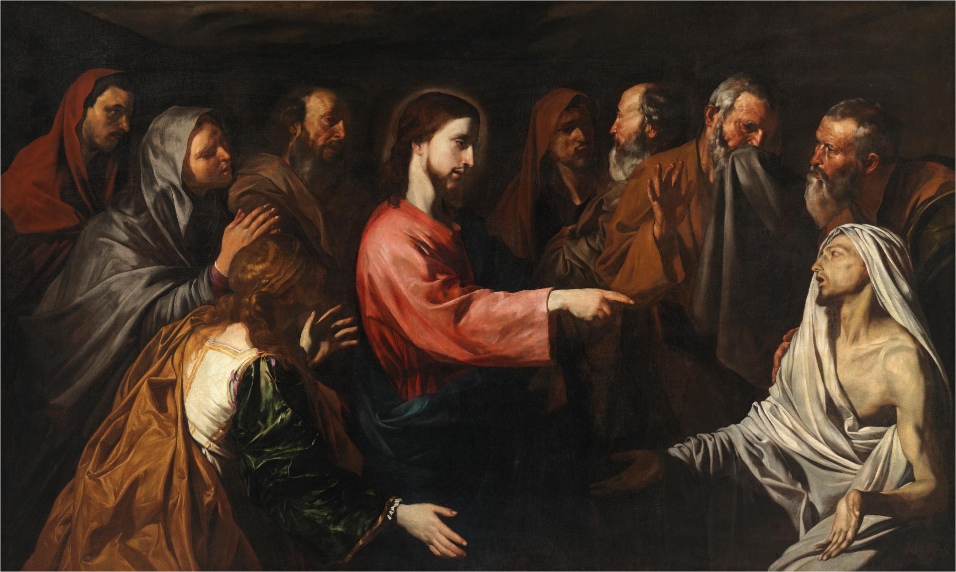 The Young Ribera - Exhibition - Museo Nacional del Prado