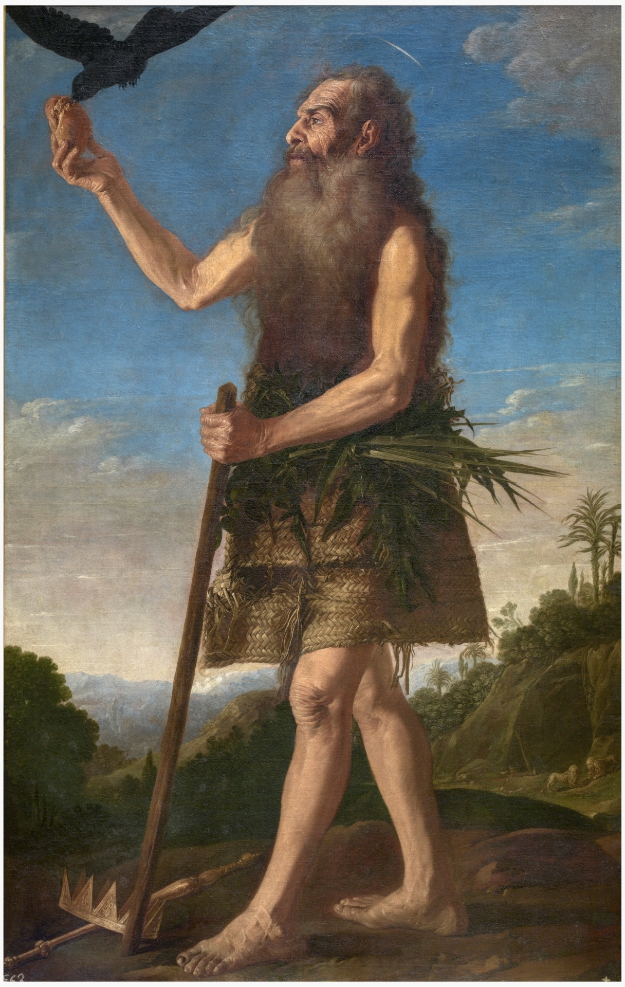 San Onofre - Colección - Museo Nacional del Prado