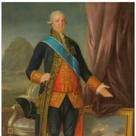 Martín Antonio Álvarez de Sotomayor y Soto-Flores, Count of Colomera