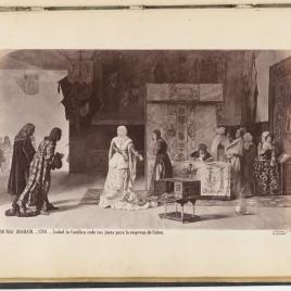 Isabel la Católica cede sus joyas para la empresa de Colón