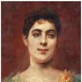 Francisca Aparicio y Mérida, marquesa de Vistabella