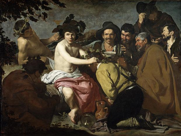Mitología y realidad: Los borrachos