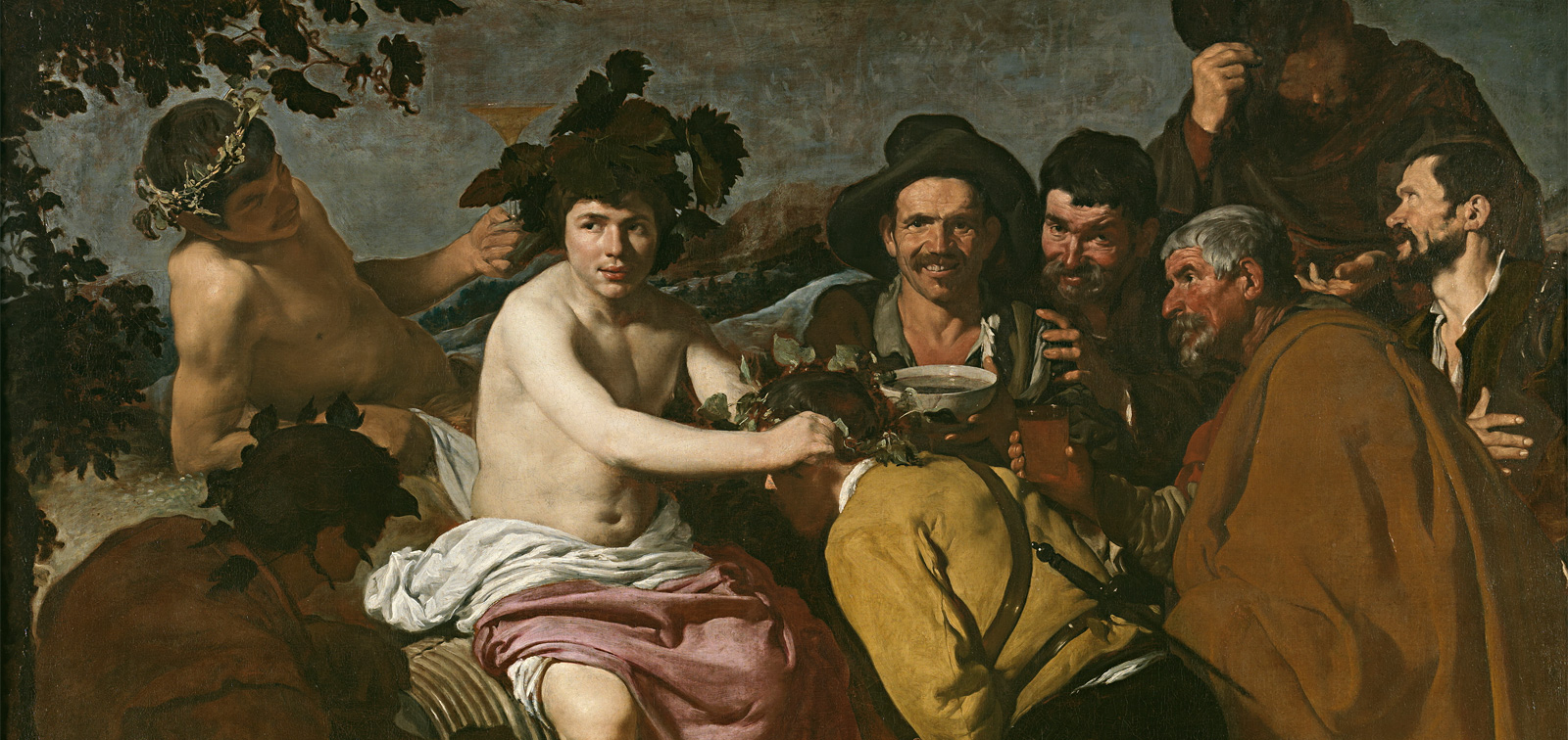 Velázquez's Fables. Mythology and Sacred History in the Golden Age
