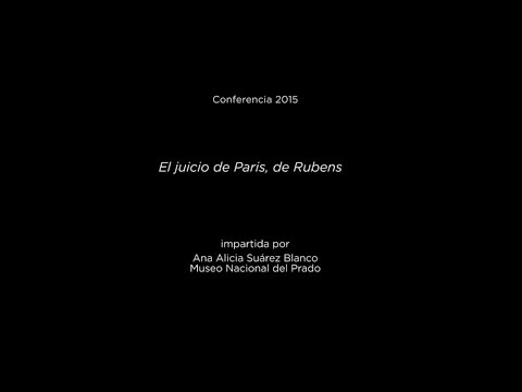 Conferencia: El juicio de Paris, de Rubens
