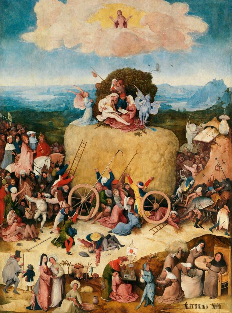 La Fundación BBVA se suma al Museo del Prado para la gran celebración del V centenario del Bosco en 2016