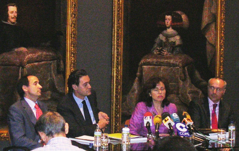 Caja Duero acoge en Salamanca la primera gran exposición itinerante del Museo del Prado