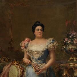 Faustina Peñalver y Fauste, marquesa de Amboage