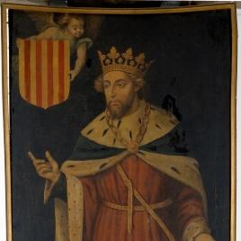 Jaime I, el Conquistador, rey de Aragón