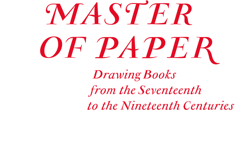 Exposición. The Master of Paper. Drawing Books from the Seventeenth to the Nineteenth Centuries