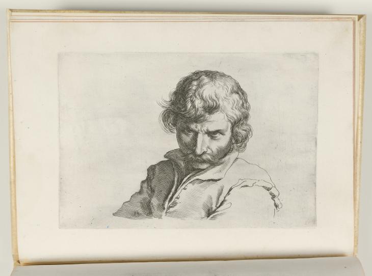 Sereniss. Mantuae Duci Ferdinando Gonzaghae DD. Jo. Franciscus Barberius Centen. Inventor ; Oliverius Gattus sculpsit
