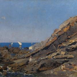 Paisaje (fondo marina)