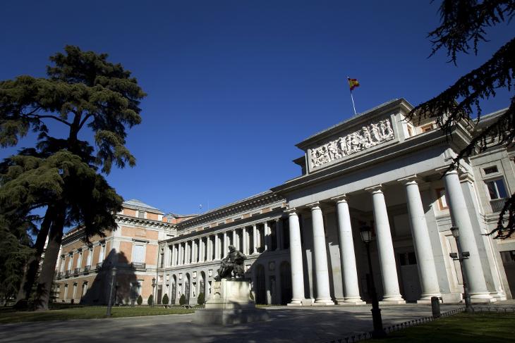 El Museo del Prado atrae a más de 3.600.000 visitantes en 2018