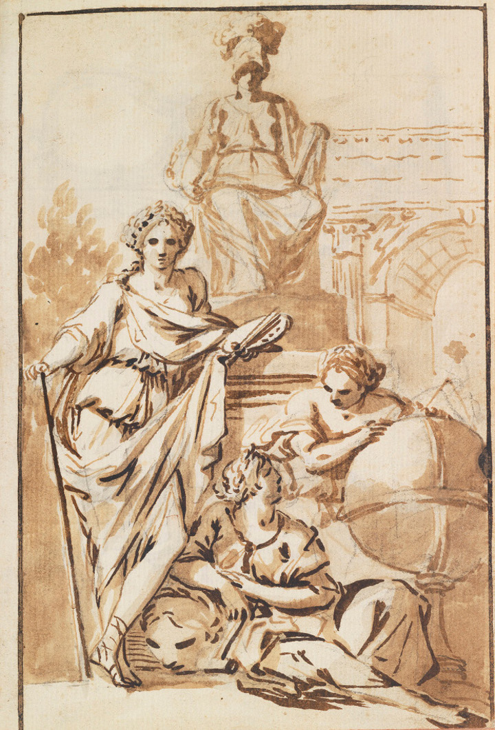 Rome in your pocket. Sketchbooks and artistic learning in the XVIII Century