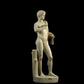 "Mercury, variant on ""Hermes Andros-Farnese"""