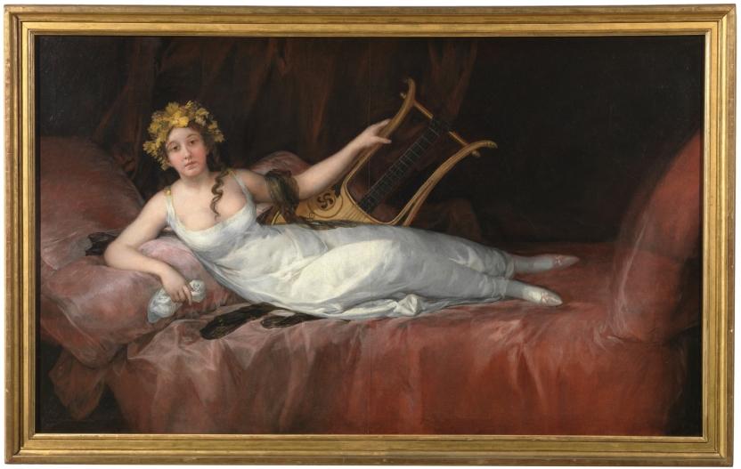 The Marchioness of Santa Cruz - The Collection - Museo Nacional del Prado