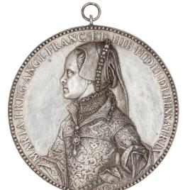 María I de Inglaterra - Alegoría de la Paz