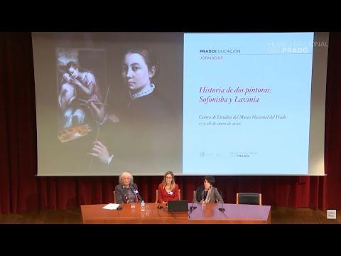 """Debate y conclusiones """"Historia de dos pintoras: Sofonisba y Lavinia"""" (tarde del 28 enero) (V.O.)"""