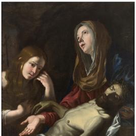 La Piedad con la Magdalena