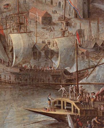 Colores para pintores. Comercio de materiales pictóricos en Europa y América durante la Edad Moderna