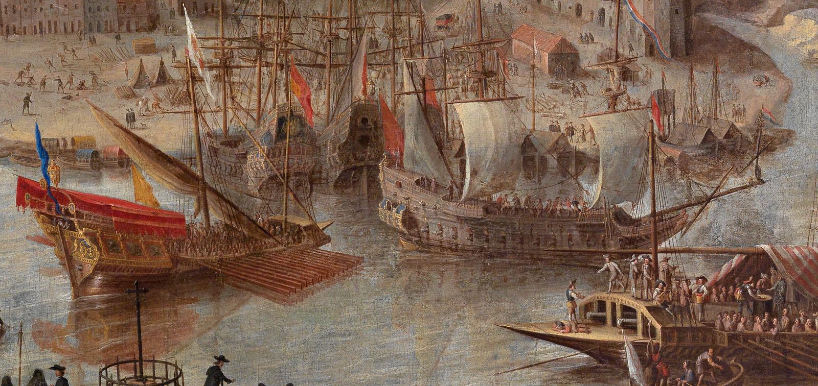 Exposición. Colores para pintores. Comercio de materiales pictóricos en Europa y América durante la Edad Moderna