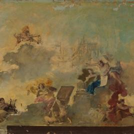 Las Artes (boceto)