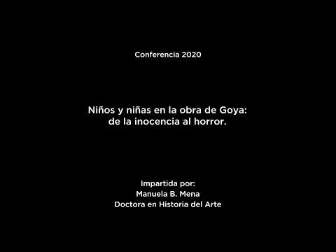 Niños y niñas en la obra de Goya: de la inocencia al horror