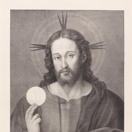 Christ the Saviour with the Eucharist