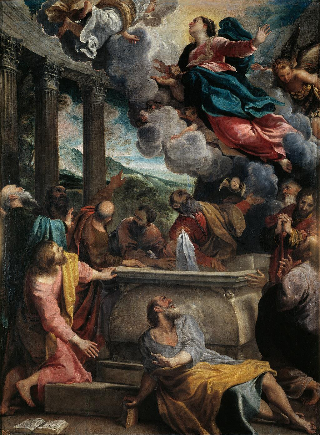 The legacy of the Carracci